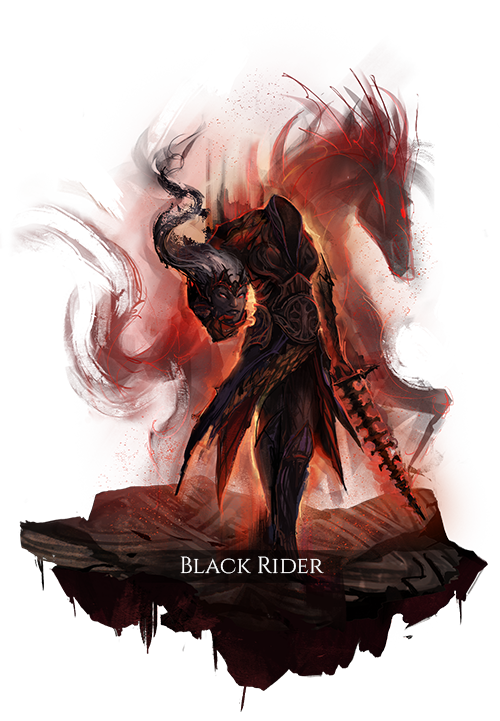Black Rider | Camelot Unchained