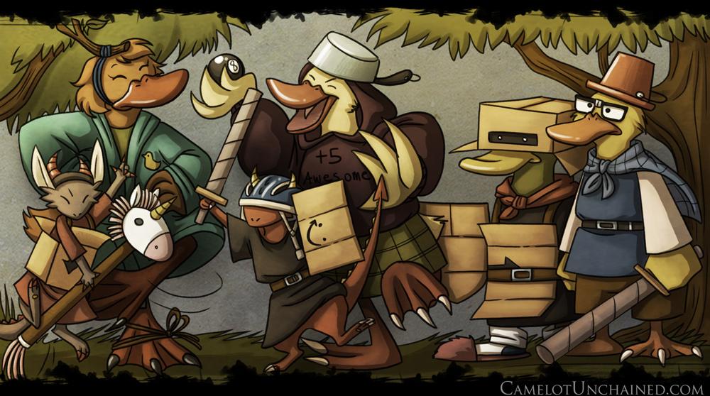 RP Duck