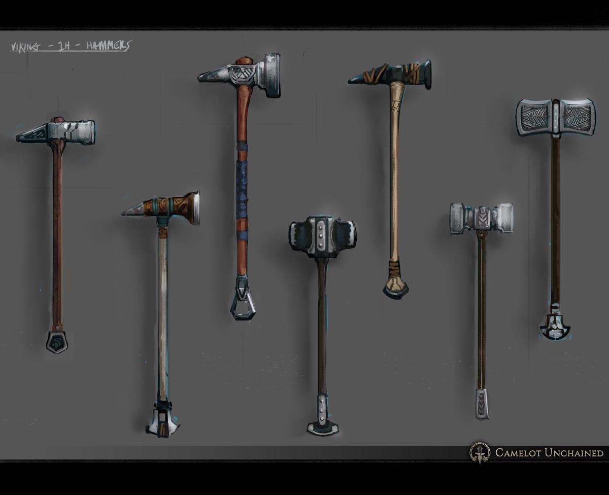 Viking Hammer_1200