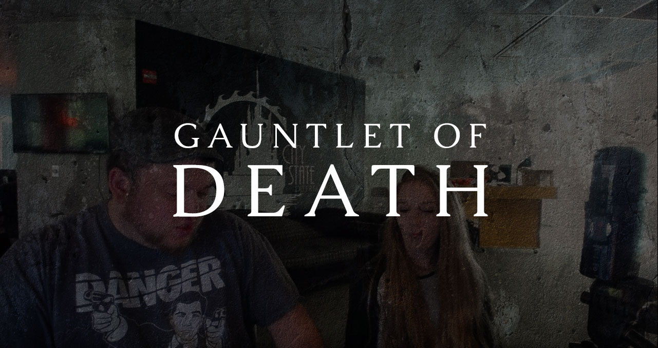 Gauntlet of Death