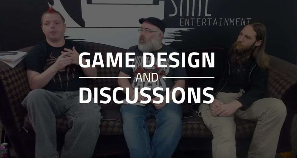 Game Design and Discussions