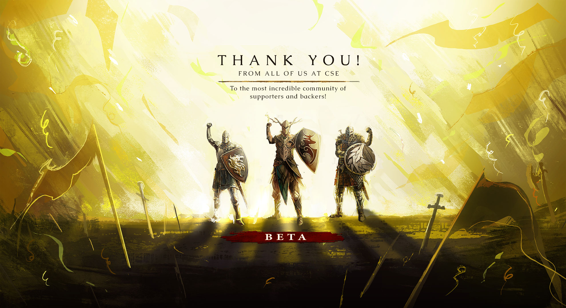 Frontpage Thank You Beta